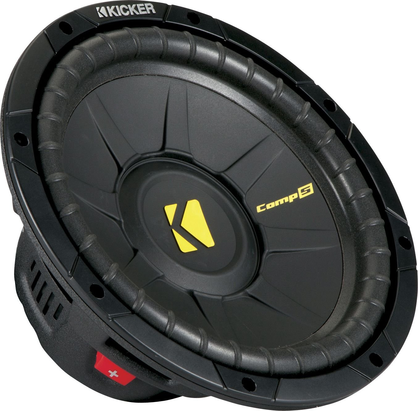 Kicker Comps 10-Inch 600-Watt Subwoofer by Kicker