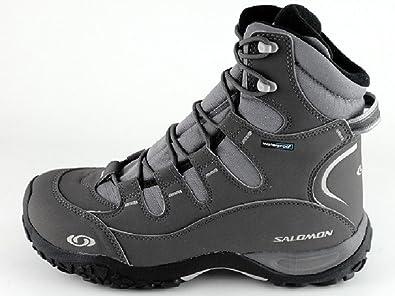 buy popular 46477 087e1 Salomon Blizzard WP Wasserfeste Winterstiefel Outdoor Halbhohe Stiefel  Winter wasserdichte regenfeste Schuhe Waterproof