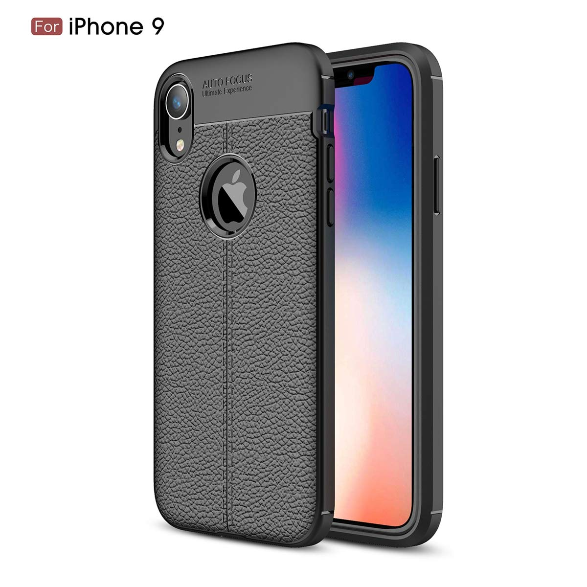 new styles 08169 6907a Amazon.com: Torubia iPhone 9 case, iPhone 9 Cover, Durable Cell ...