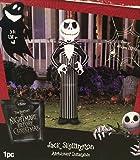 Halloween Inflatable Jack Skellington Nightmare
