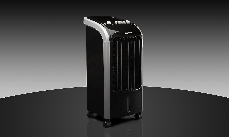 Q7 Climatizador de Frío Aire Acondicionado Portátil con Ruedas 80W ...