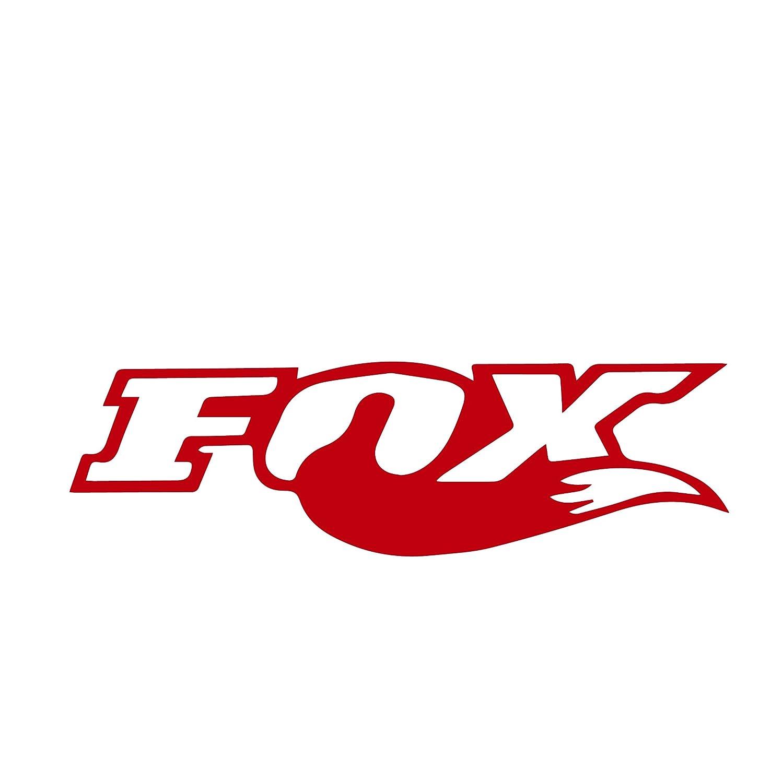 【好評にて期間延長】 Foxビニールステッカーデカール 8 8 189 8 レッド レッド B07BK8XK6B, 塩山市:e3d5f6a9 --- a0267596.xsph.ru