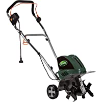 Scotts Outdoor Power Tools Corded Tiller/Cultivator, Green