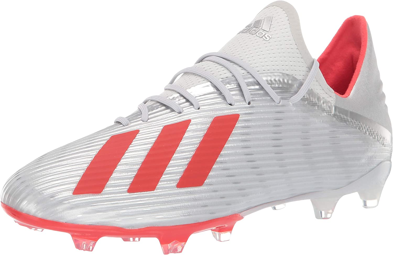 adidas Mens X 19.2 FG Football Boots Soccer Shoes