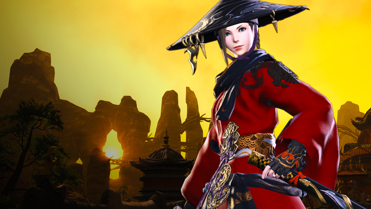 Final Fantasy 14: Stormblood - New Jobs First Look Gameplay