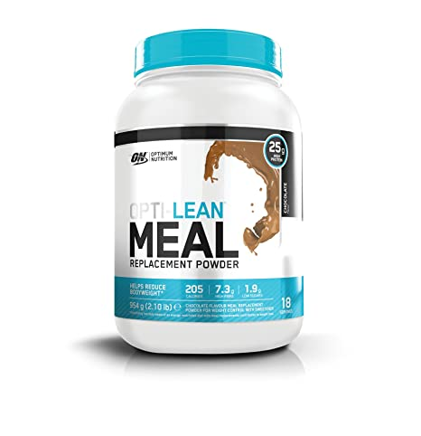 Optimum Nutrition Opti Lean Meal Replacement Chocolate, Sustitutivo de Comida - 954 g
