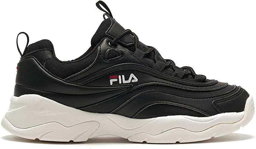Fila Ray Low WMN 101056225Y, Basket: : Chaussures