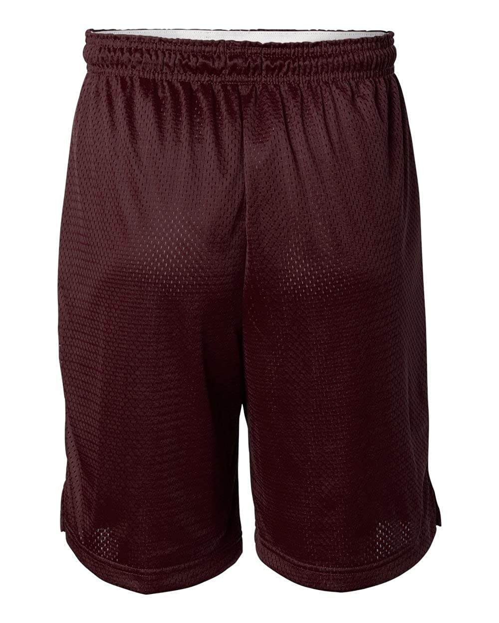 XX-Large Maroon Champion Adult Long Poly Mesh Shorts