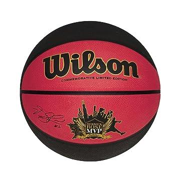 Wilson Derrick Rose MVP Basketball - Pelota de Baloncesto (Juego ...