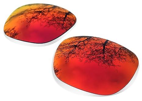 sunglasses restorer Lentes Polarizadas Ruby Red para Oakley Holbrook