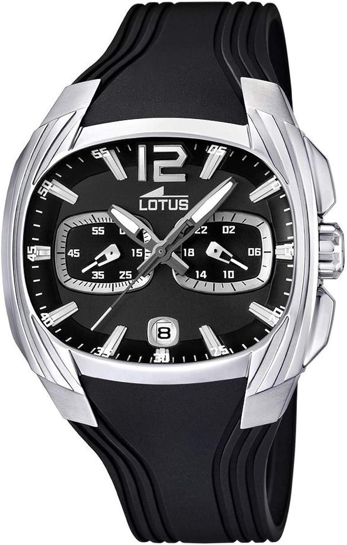 Reloj Lotus caballero Enjoy crono 15756/D