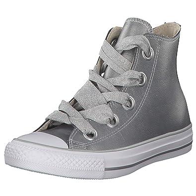 Converse Multicolor Chuck Taylor All Star Big Eyelet High Top Sneaker