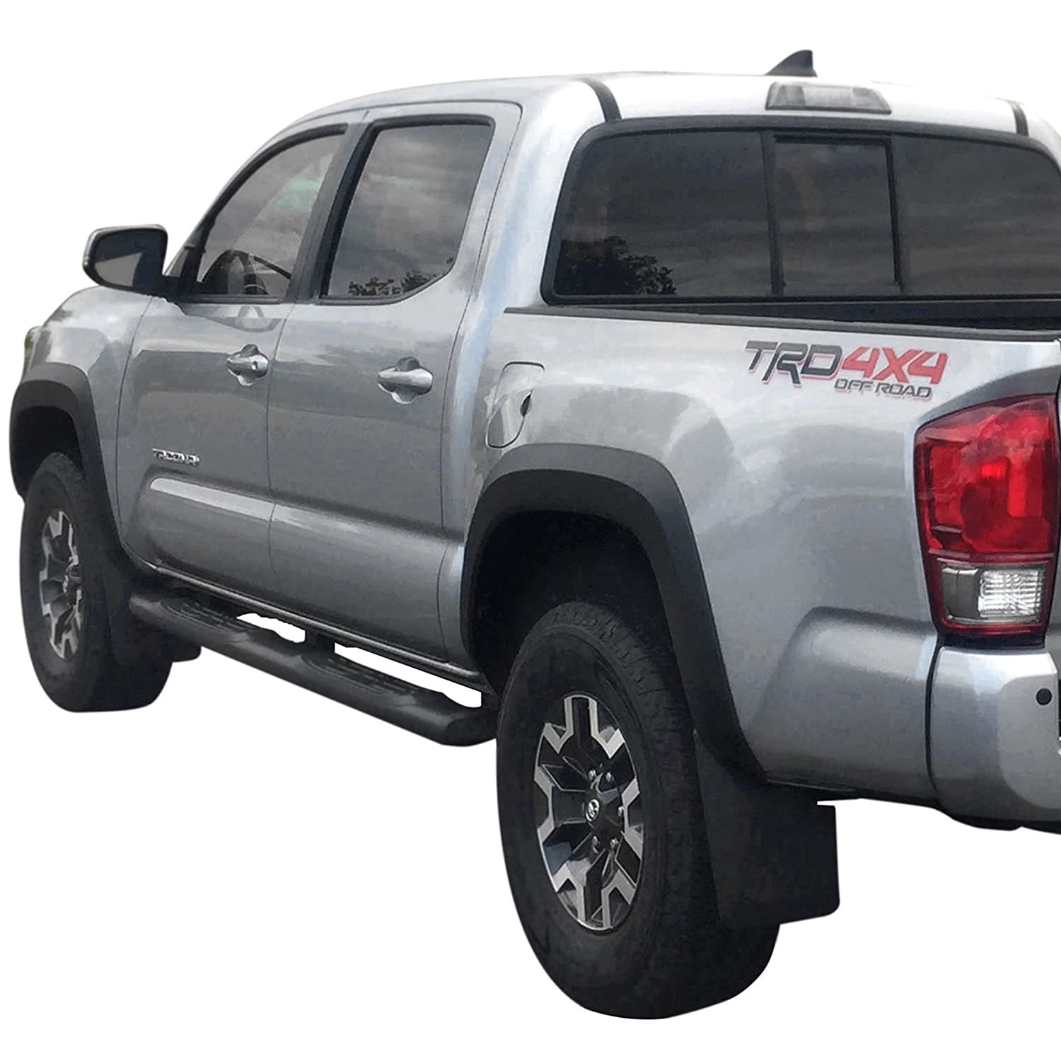 tacoma front honeybadger bumper shop winch toyota
