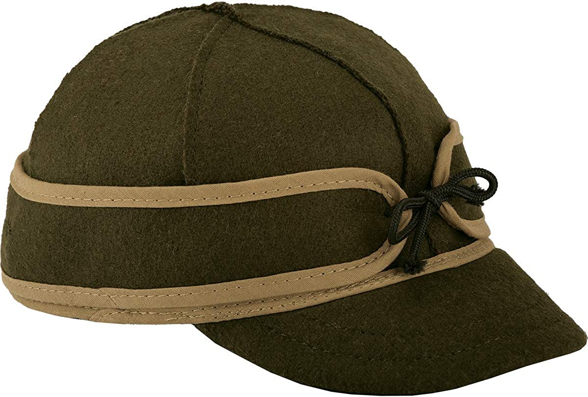 Stormy Kromer Waxed Can Wrap - Cotton Drink Beverage Holder, Keeps Cold