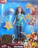 High School Musical 2 GABRIELLA Sing Together Doll w Microphone (2007 Disney)