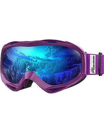 b6b1195dd39 OutdoorMaster Ski Goggles OTG - Over Glasses Ski Snowboard Goggles for Men