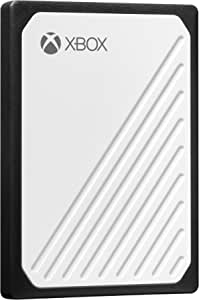 WD 1TB Gaming Drive Accelerated for Xbox, Portable External SSD - WDBA4V0010BWB-WESN