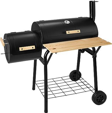 TecTake Barbacoa Barbecue Grill con Carbón Vegetal