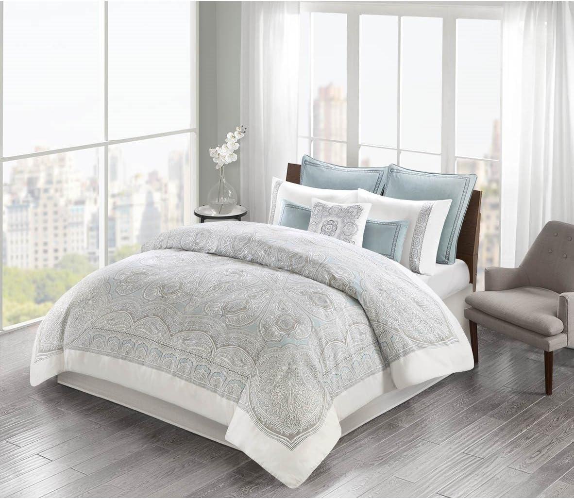 Echo Design Larissa Decorative Pillow, White