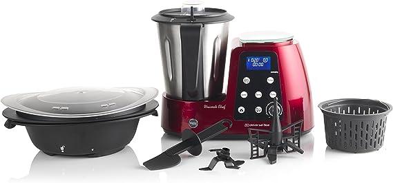 UnicookChef - Robot de cocina multifunción. De Universalblue: Amazon.es