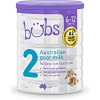 Bubs Australian Goat Milk Follow-on Formula Stage 2, 800 g