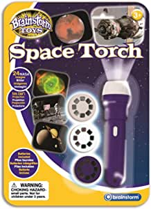 Space Flashlight and Projector STEM