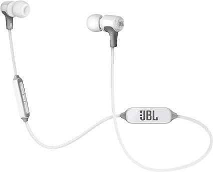 Jbl E25bt In Ear Bluetooth Kopfhörer In Weiß Elektronik
