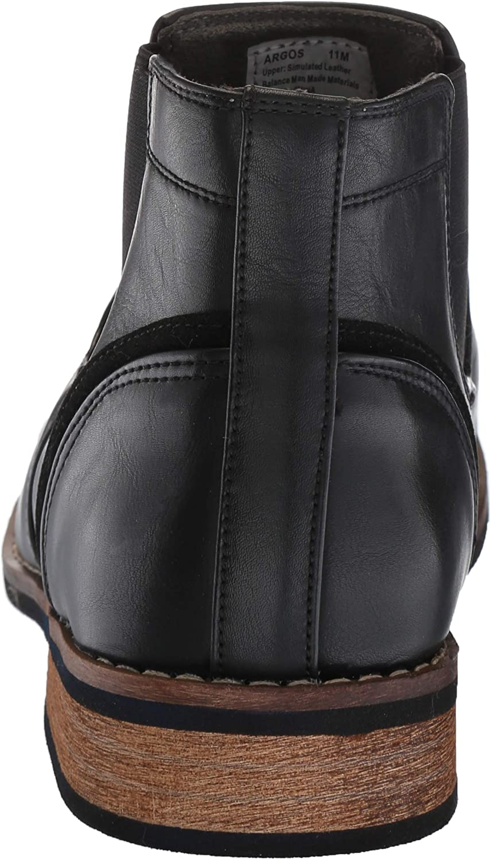 Casual Fashion Cap Toe Chelsea Boot