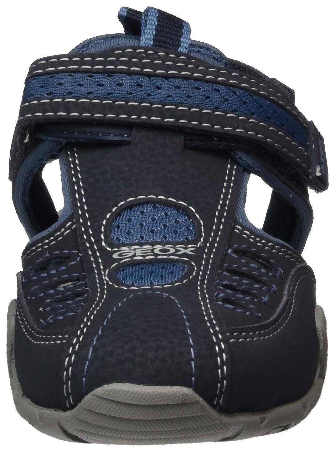 Geox Boys Jr Kraze D Closed Toe Sandals