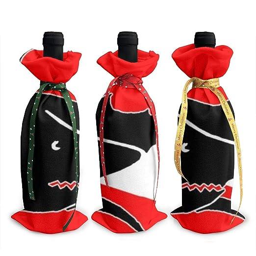 87569dwdsdwd Funda para Botella de Vino, diseño de tiburón de ...
