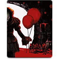 It 2 (Eso 2) - Steelbook (BR+DVD) [Blu-ray]