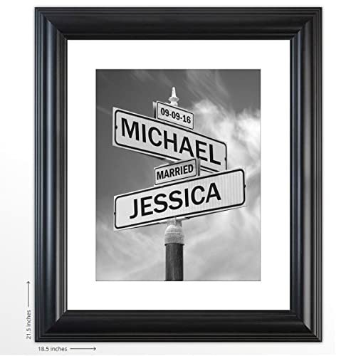 personalized wedding gift the corner of i do the perfect present