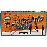 Lagoon Playground Games