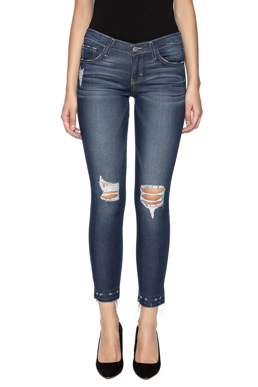 Atlas Cropped Skinny Jeans
