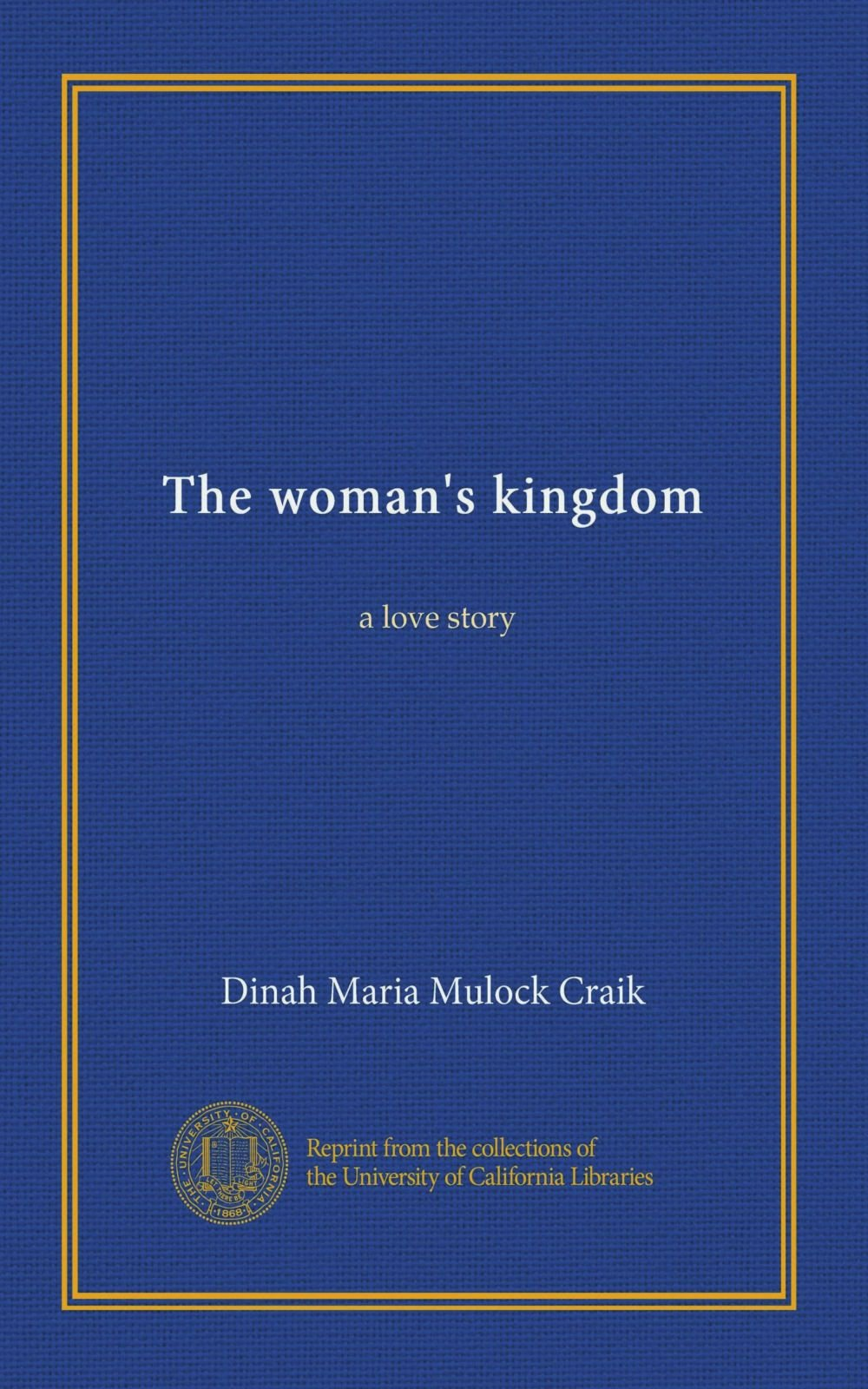 Download The woman's kingdom: a love story pdf epub