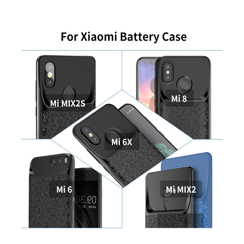 Amazon.com: Cargador de batería portátil para Xiaomi Mi X 2 ...