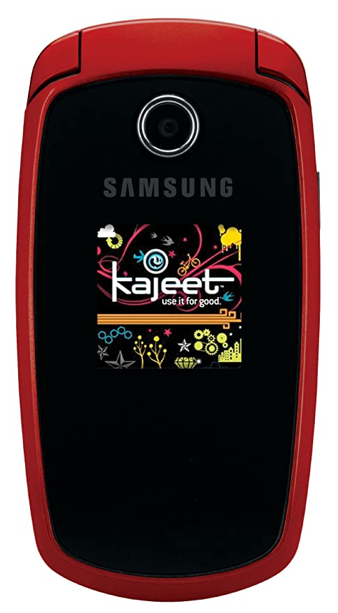 amazon com samsung sgh m300 kids safety pack prepaid phone red rh amazon com Samsung Slide Phone Samsung Slide Phone