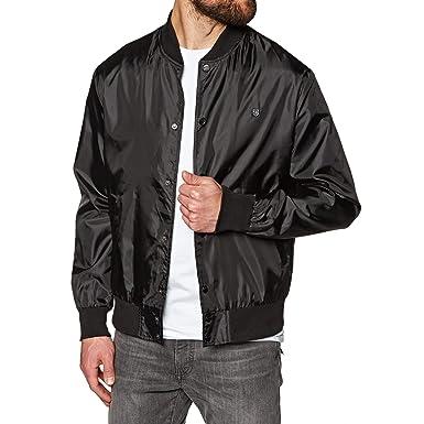 b0fd722500 Amazon.com: Brixton Arlo Jacket Jacket Small Black: Clothing
