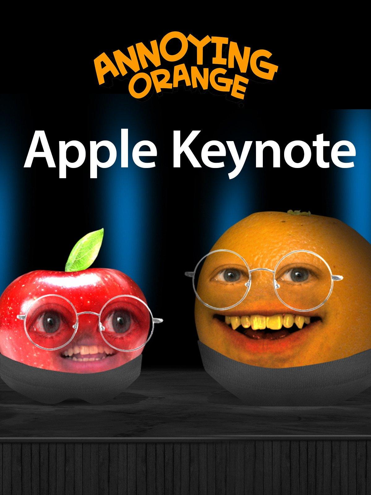 Watch Annoying Orange - Apple Keynote | Prime Video