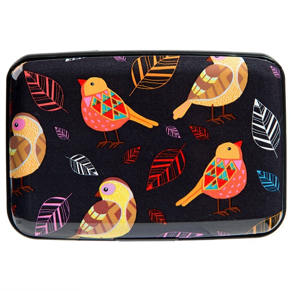 Cantiney ACCESSORY レディース  Leaves and Birds B07G41S1X5