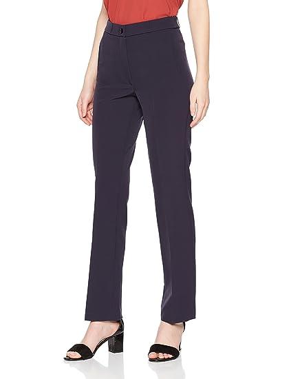 Womens Pantalon Perfect Fit En Trousers Damart Cheap Sale Fashion Style SOf26Ym4oH