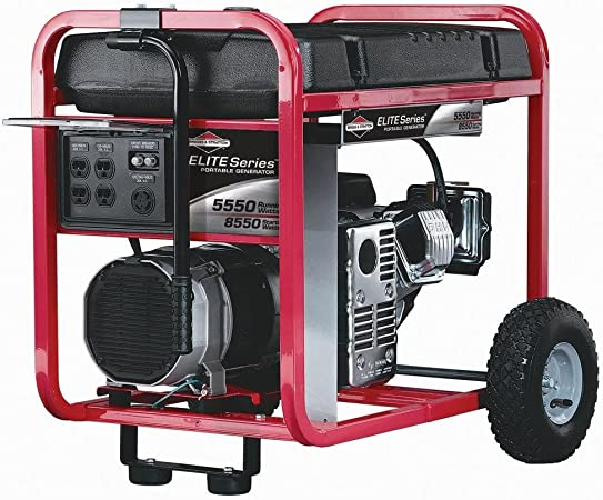 Amazon.com: Briggs & Stratton Elite Series Generador ...