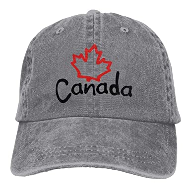 Canada F2 Cowboy Hat Rear Cap Adjustable Cap: Amazon.es ...