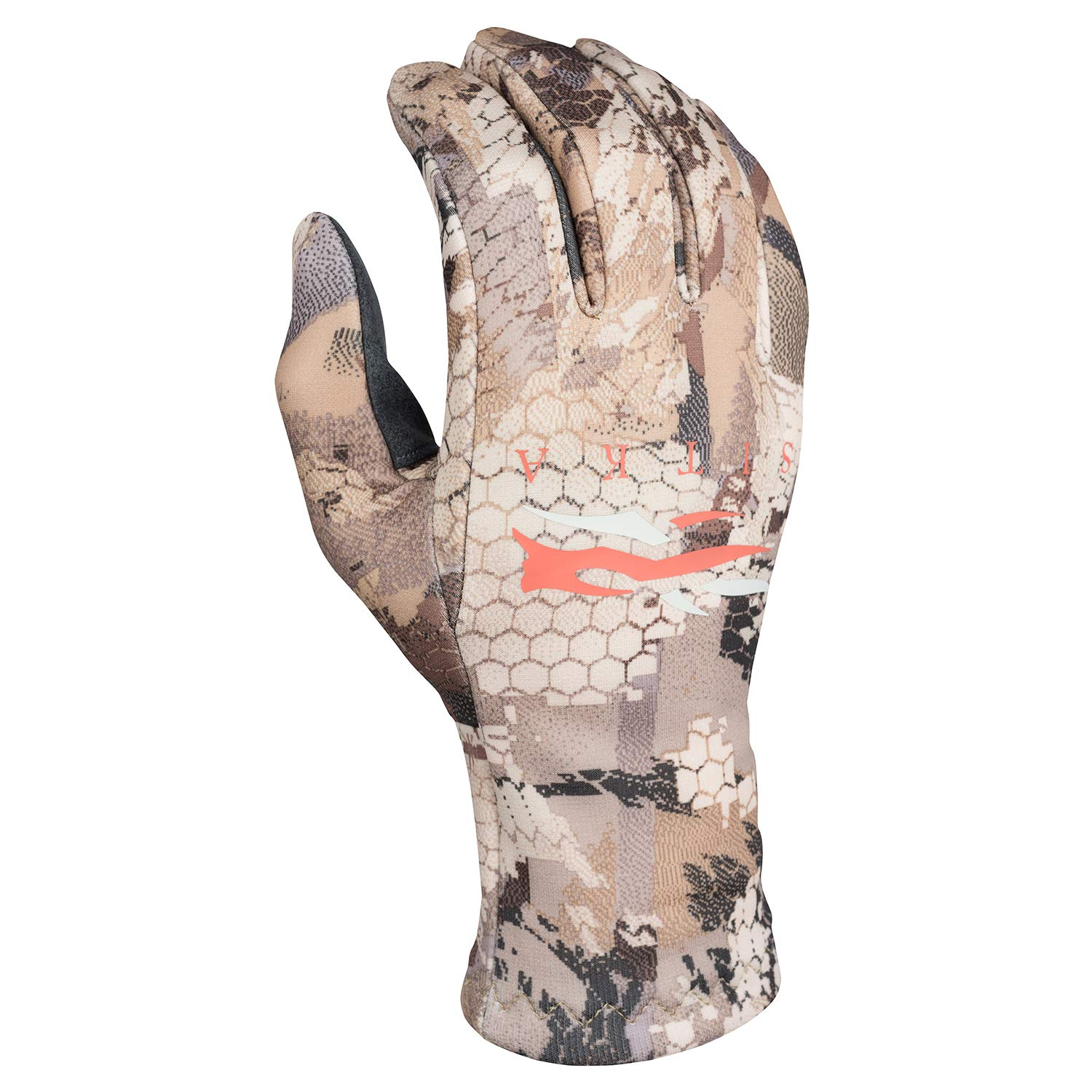Women's Gradient Glove Optifade Waterfowl Small by SITKA