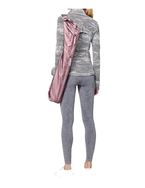 Amazon.com: Lululemon Get Rolling Yoga Mat Bag17L Red Dust ...