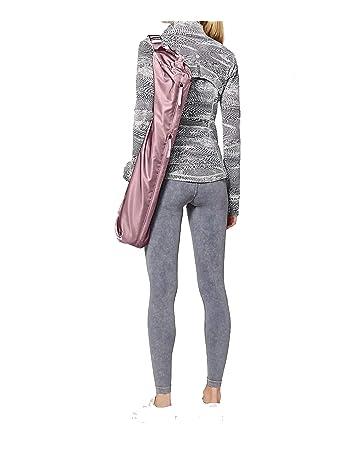 50a0581996d Amazon.com: Lululemon Get Rolling Yoga Mat Bag17L Red Dust: Health ...