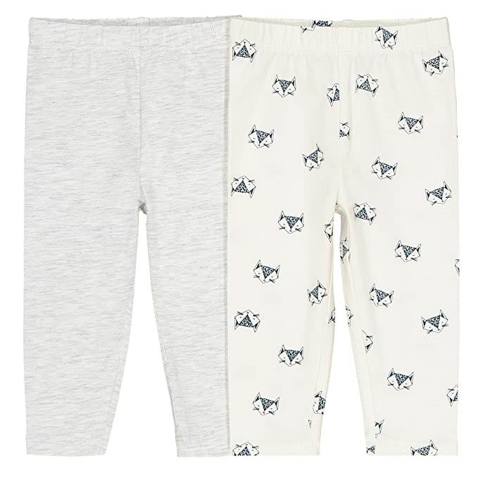 26eb8914a4a77 Amazon.com: La Redoute Collections Big Girls Pack of 2 Pairs of ...