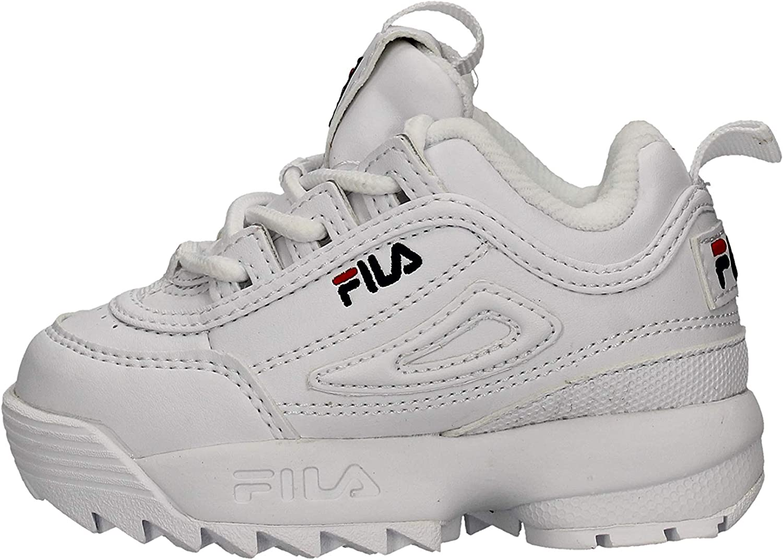 Fila Disruptor Kid Sneaker White Child