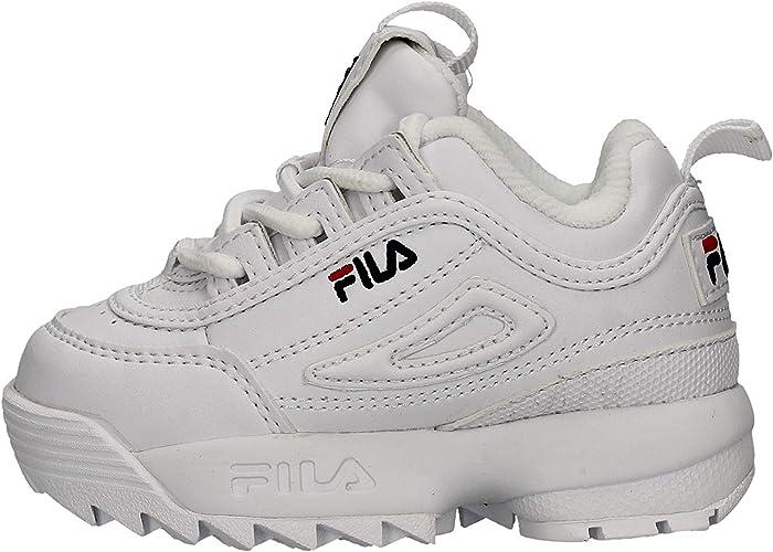 Fila Disruptor, Zapatillas Unisex bebé: Amazon.es: Zapatos y complementos