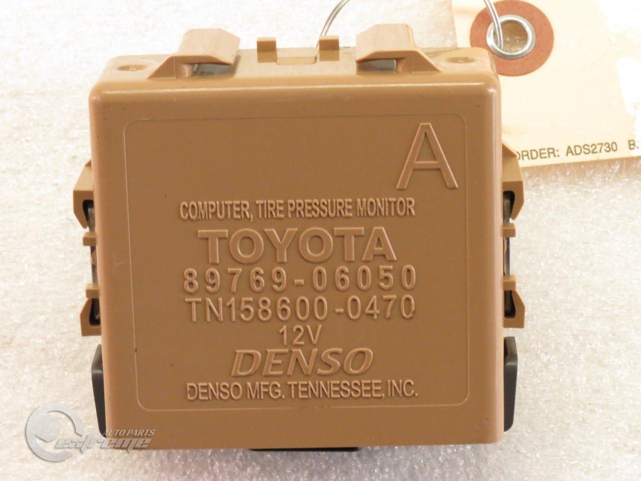Mopar 6802 0724AB Tire Pressure Monitoring System TPMS Valve